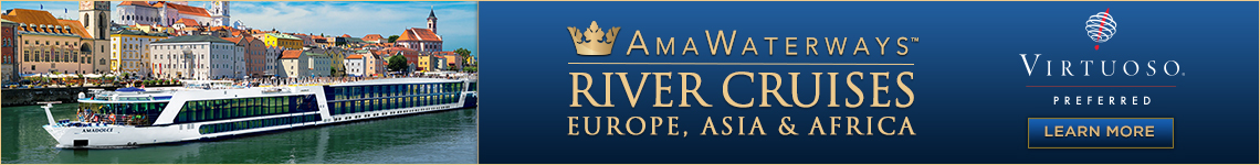 Ama Waterways River Cruise